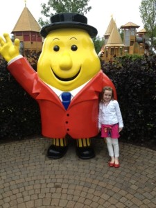 Meeting Mr Tayto