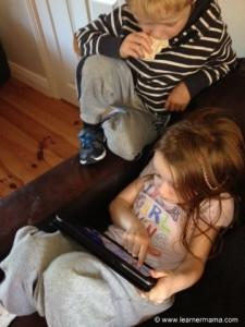 iPad Time