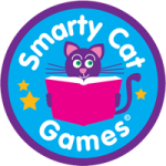 smarty cat games logo