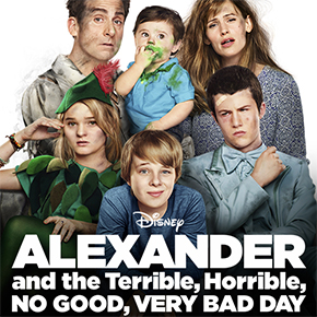 Alexander and the Terrible, Horrible, No good , very bad day