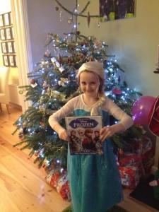 Emily birthday Frozen