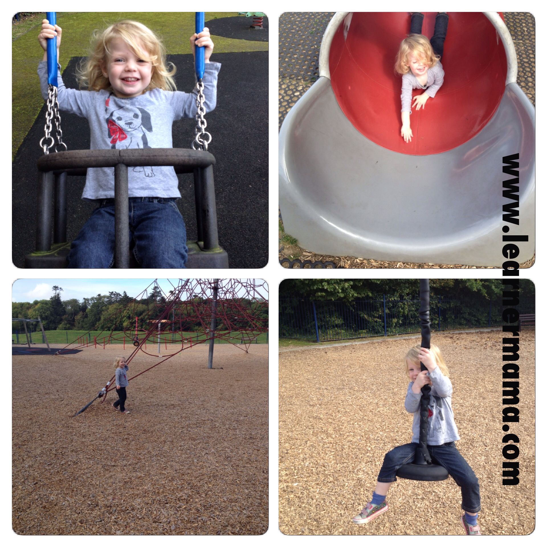 Newbridge playground