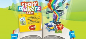 Screenshot: Storymakers.com
