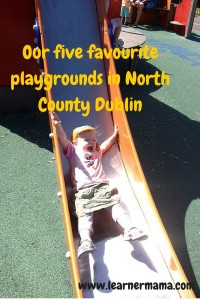 playgrounds in North County Dublin