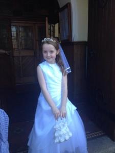 Emily Communion